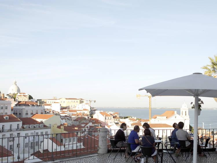 See the view at Portas do Sol