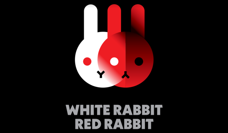 White Rabbit Red Rabbit en Barts
