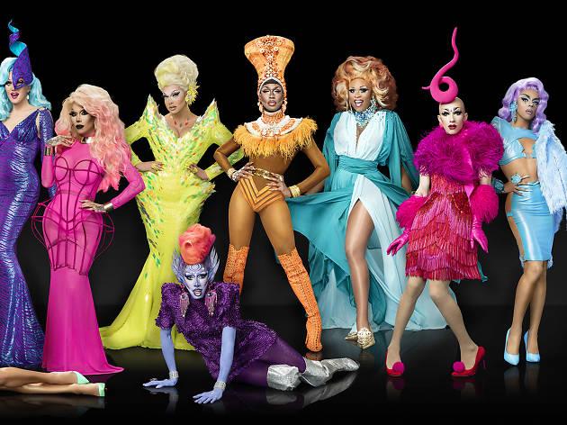 Meet the NYC queens of Rupaul's Drag Race season 9