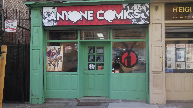 Anyone Comics