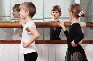 Ballet para niños