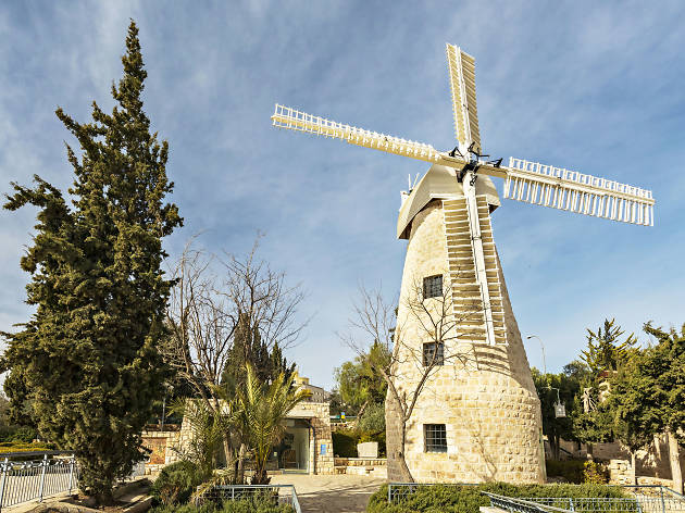 The Montefiore Windmill