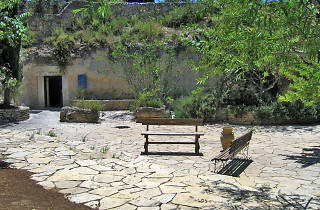 The Cave of Nicanor