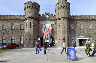 Pentridge Prison entrance exterior