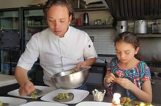 La lonchera del chef: Iván Escalante