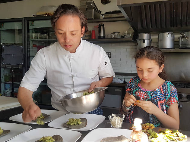 La lonchera del chef: Iván Escalante y Lara