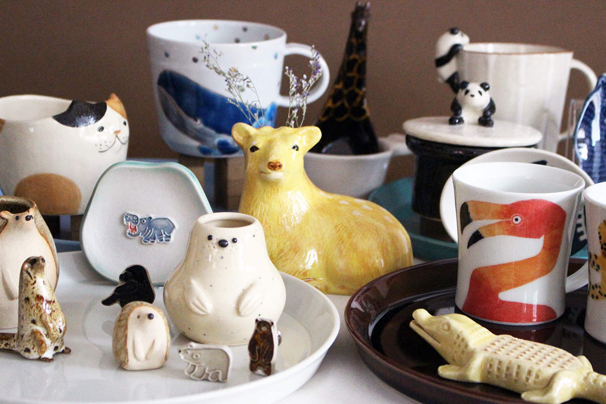 Animal Pottery Fair
