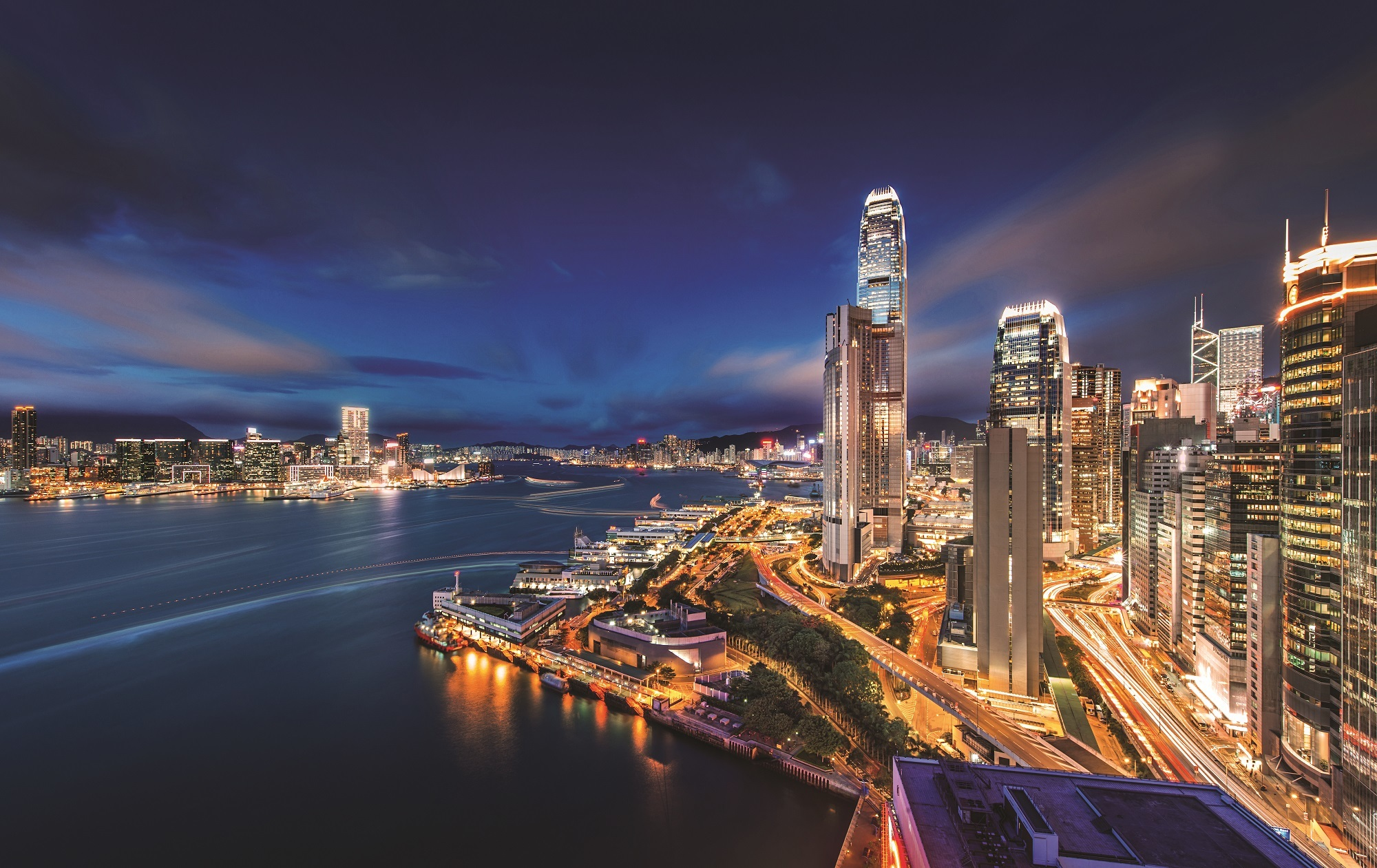 Win an amazing trip for two to Hong Kong
