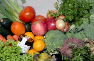 BioSolo - Frutas e Legumes