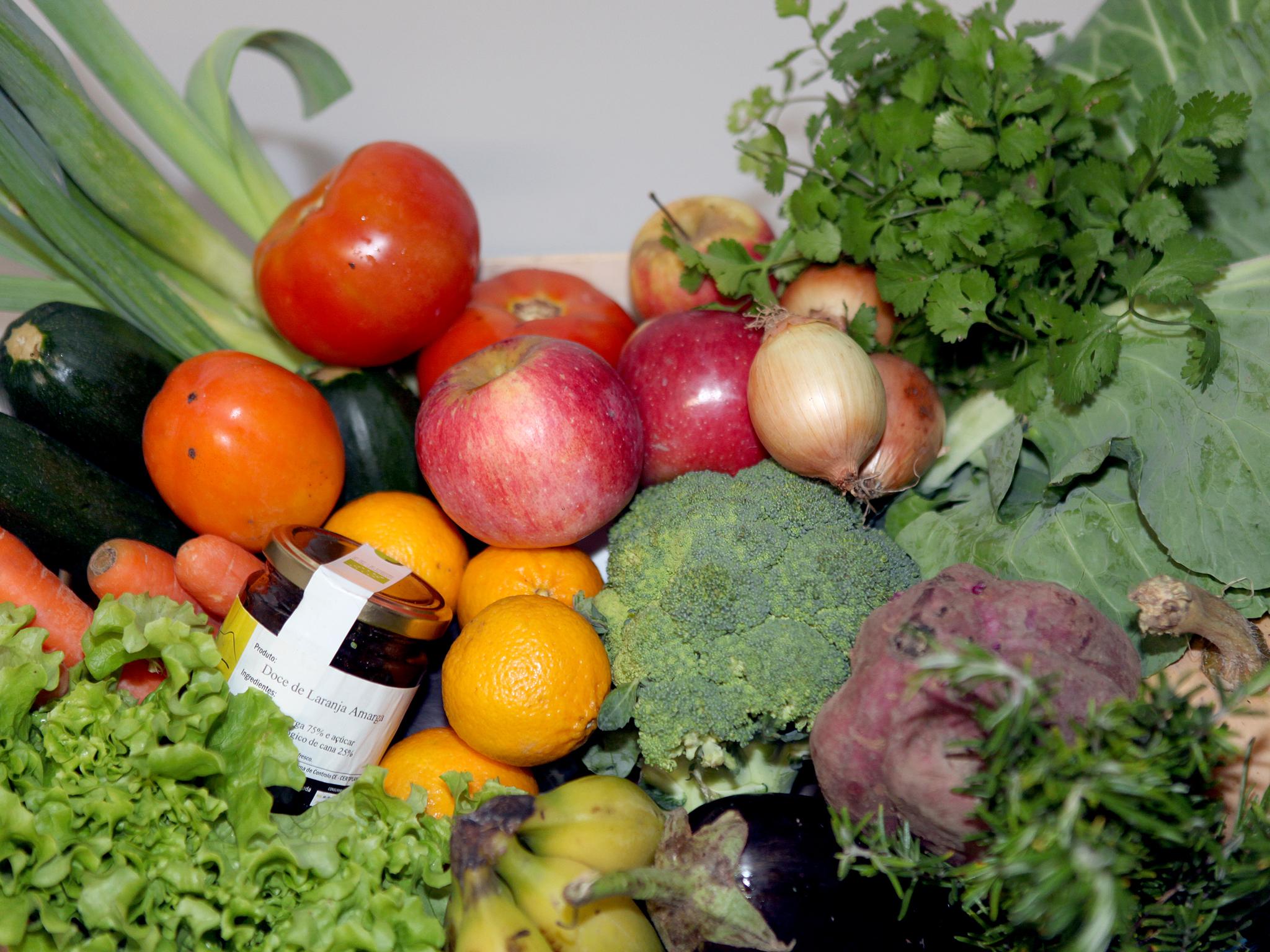 Os melhores cabazes de frutas e legumes de Lisboa