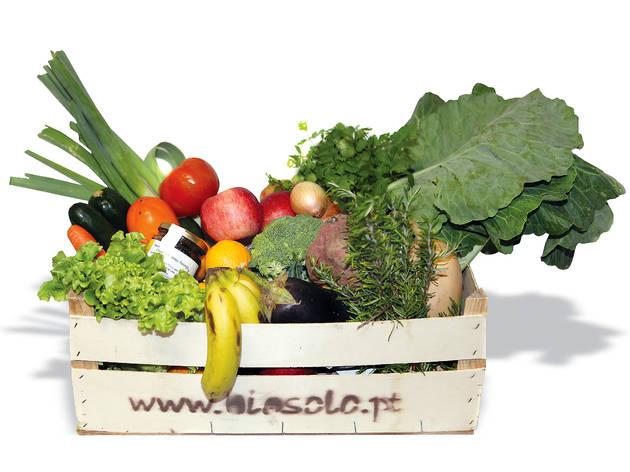 BioSolo - Cabaz de Frutas e Legumes