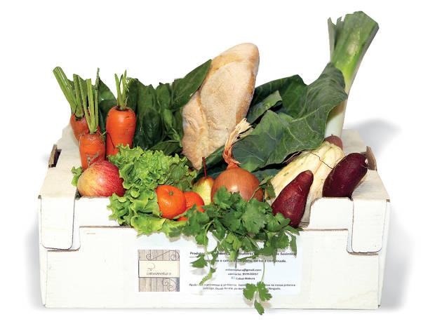 Cabaz Natura - Cabaz de Frutas e Legumes