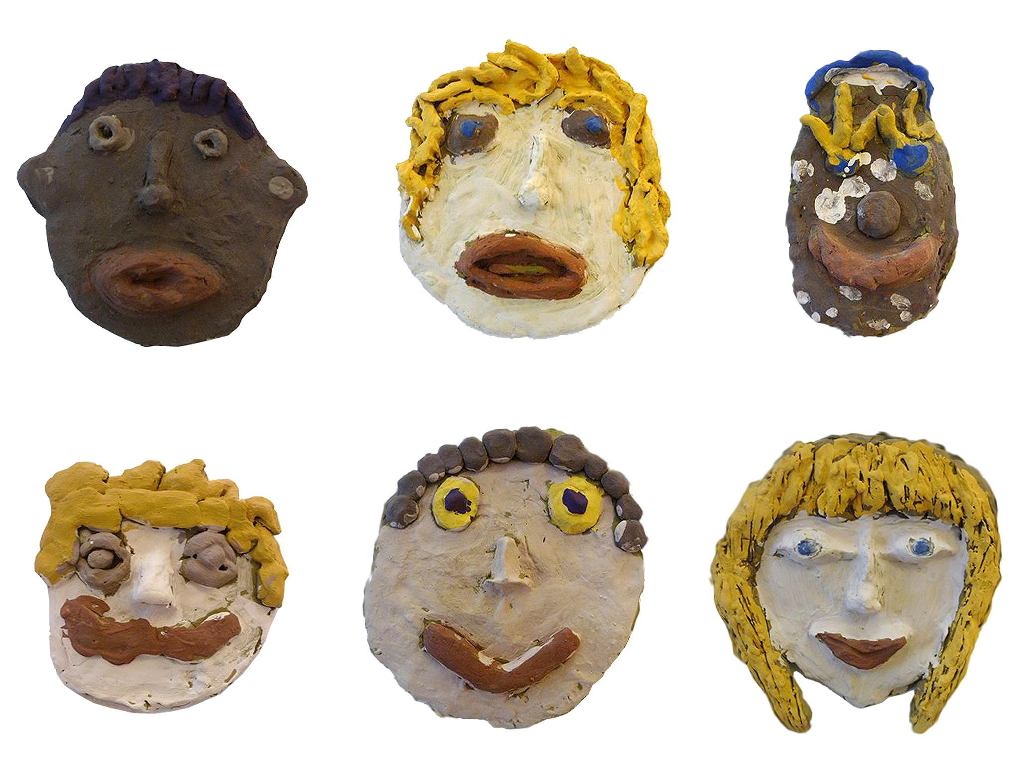 Museu Bordalo Pinheiro - Caras de Barros