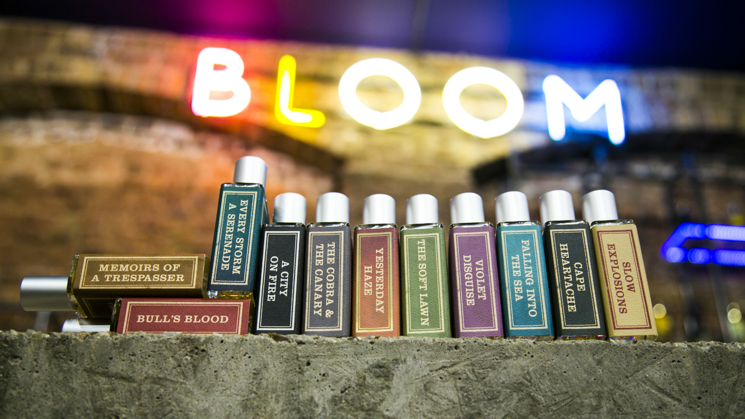 Bloom Perfumery, 100 Best Shops 2017