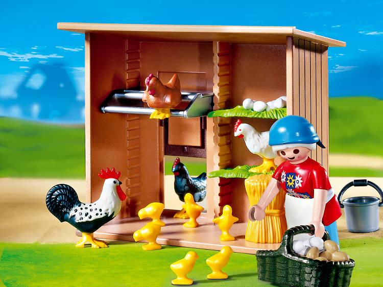 Au Playmobil Funpark