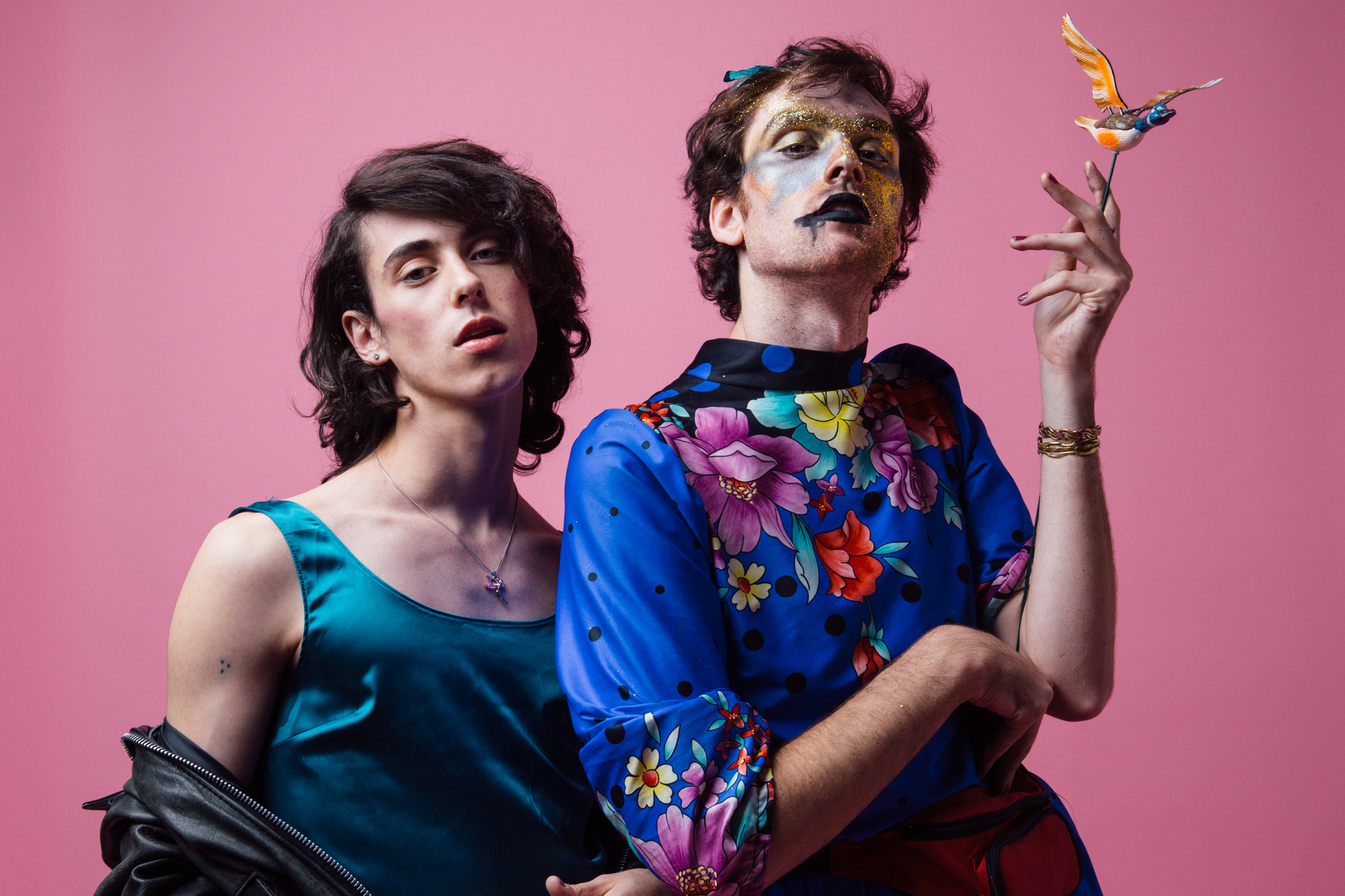 PWR BTTM + Tancred + Fits
