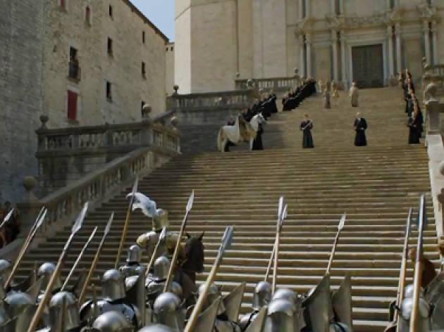 """Taula rodona """"Girona, plató de cinema? Recursos, realitat i necessitats"""""""