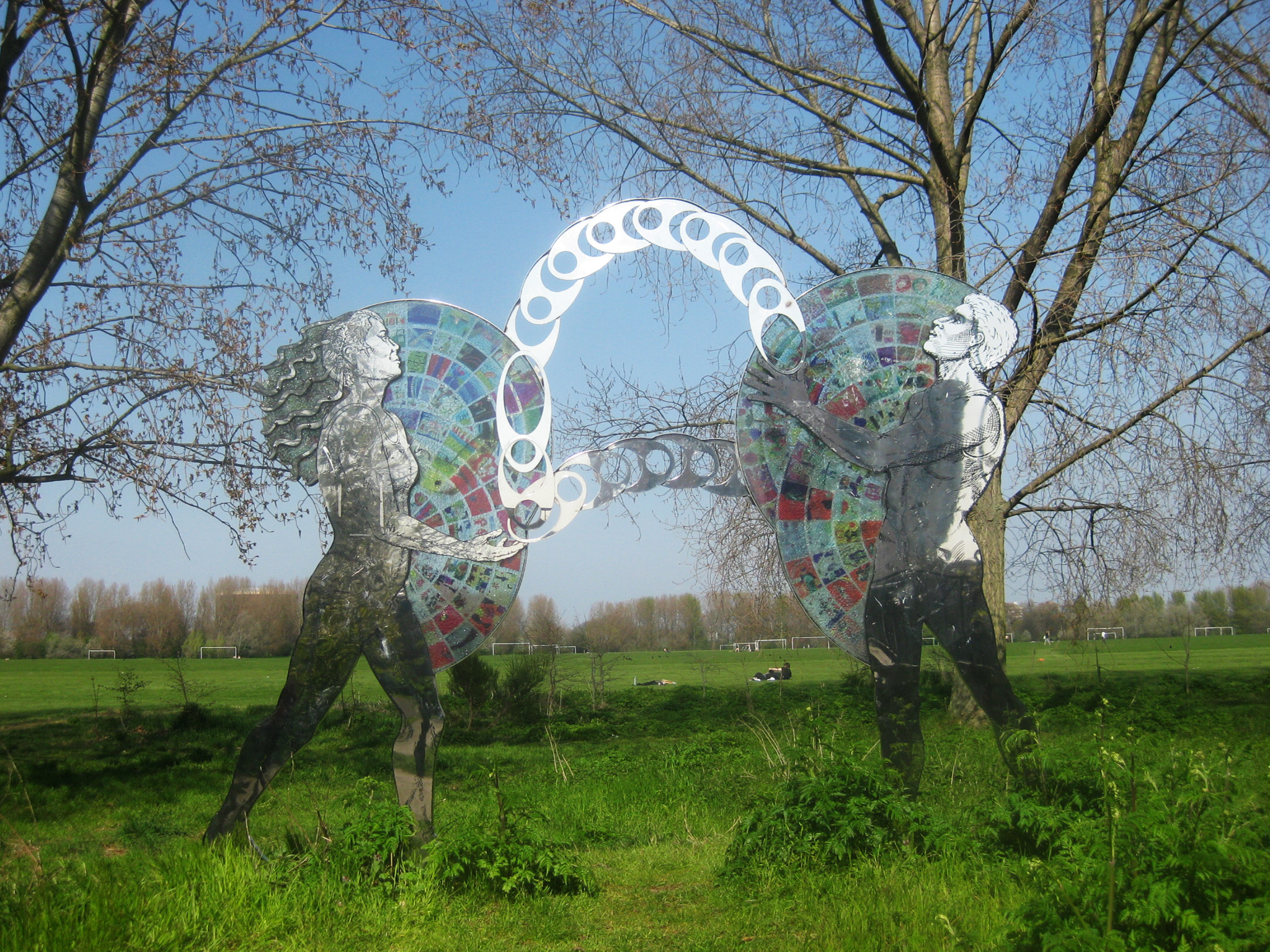 Explore: Hackney Marshes