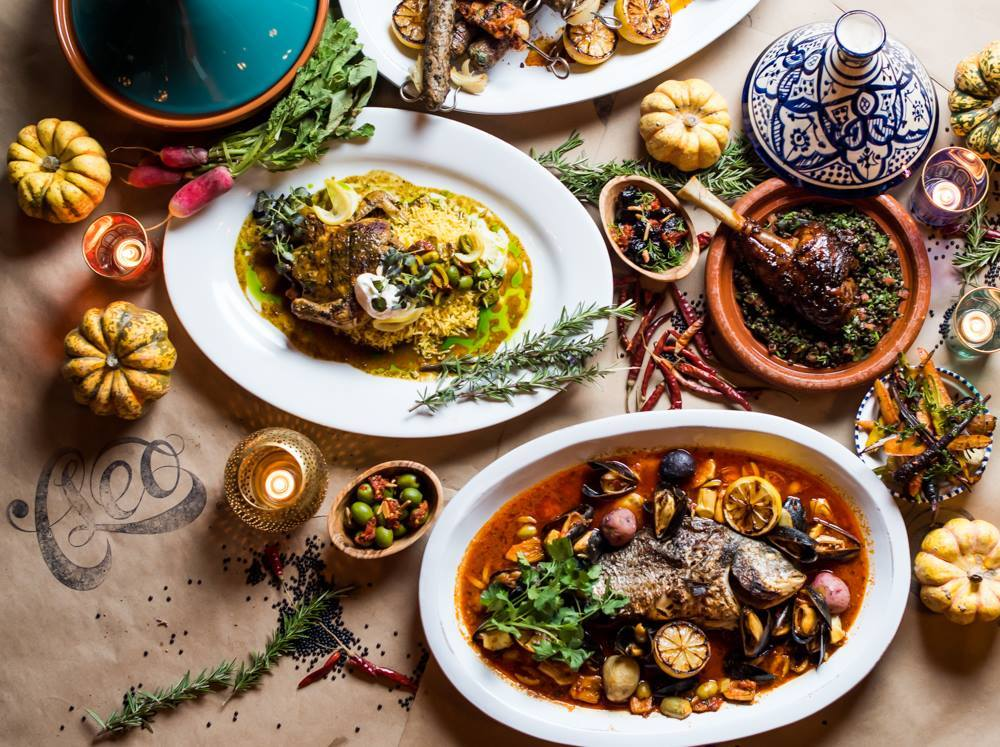 The best Mediterranean restaurant options in L.A.