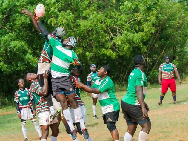 Ghana Rugby National Trials