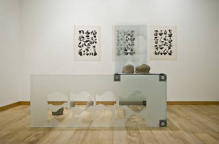 Asier Mendizábal exposició Concavitat