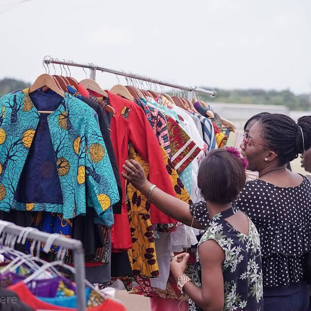 The Vibrant Accra Goods Market
