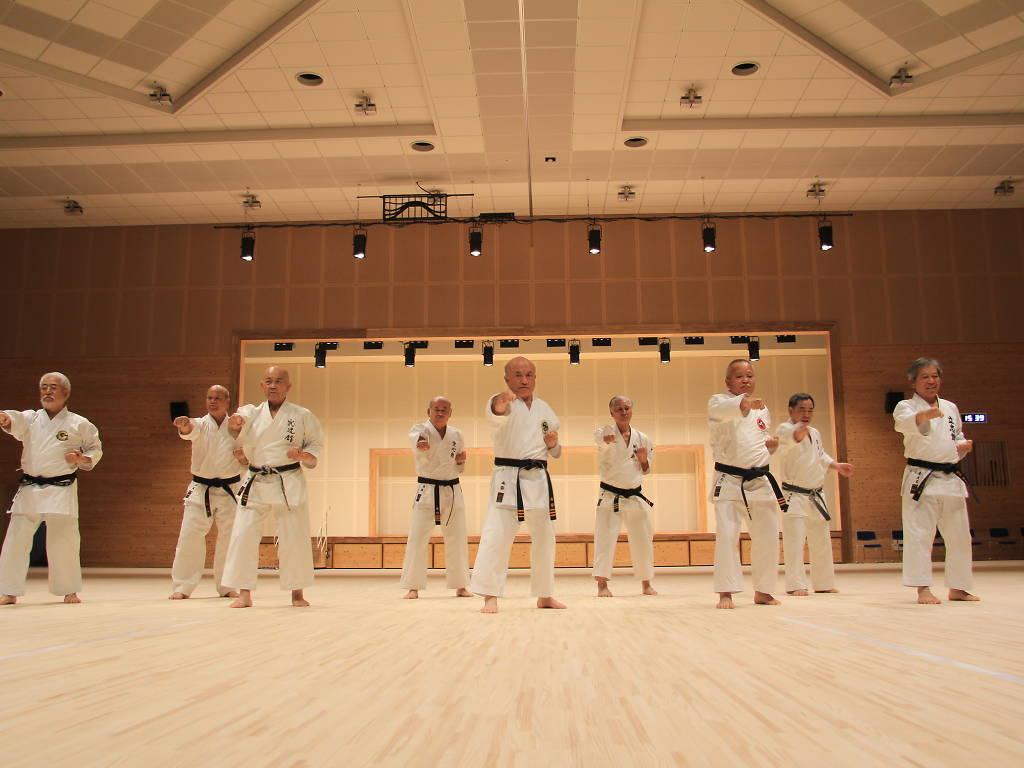 Okinawa Karate Kaikan