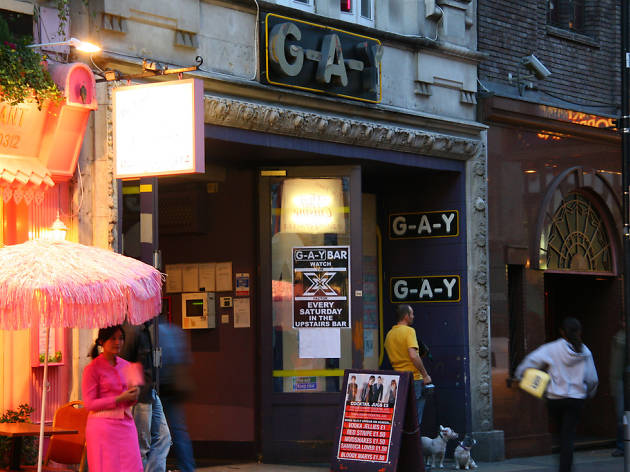 lesbian gay city guide london