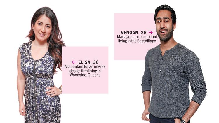 Elisa and Vengan