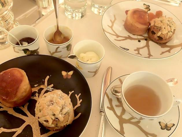 tea time, le meurice, le dali (Tea Time, Meurice ©ZT)