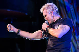 Billy Idol at House of Blues