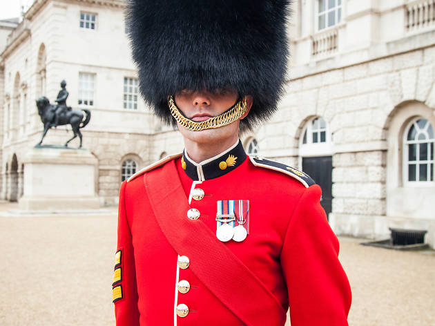 Things you only know if you're a Grenadier Guardsman