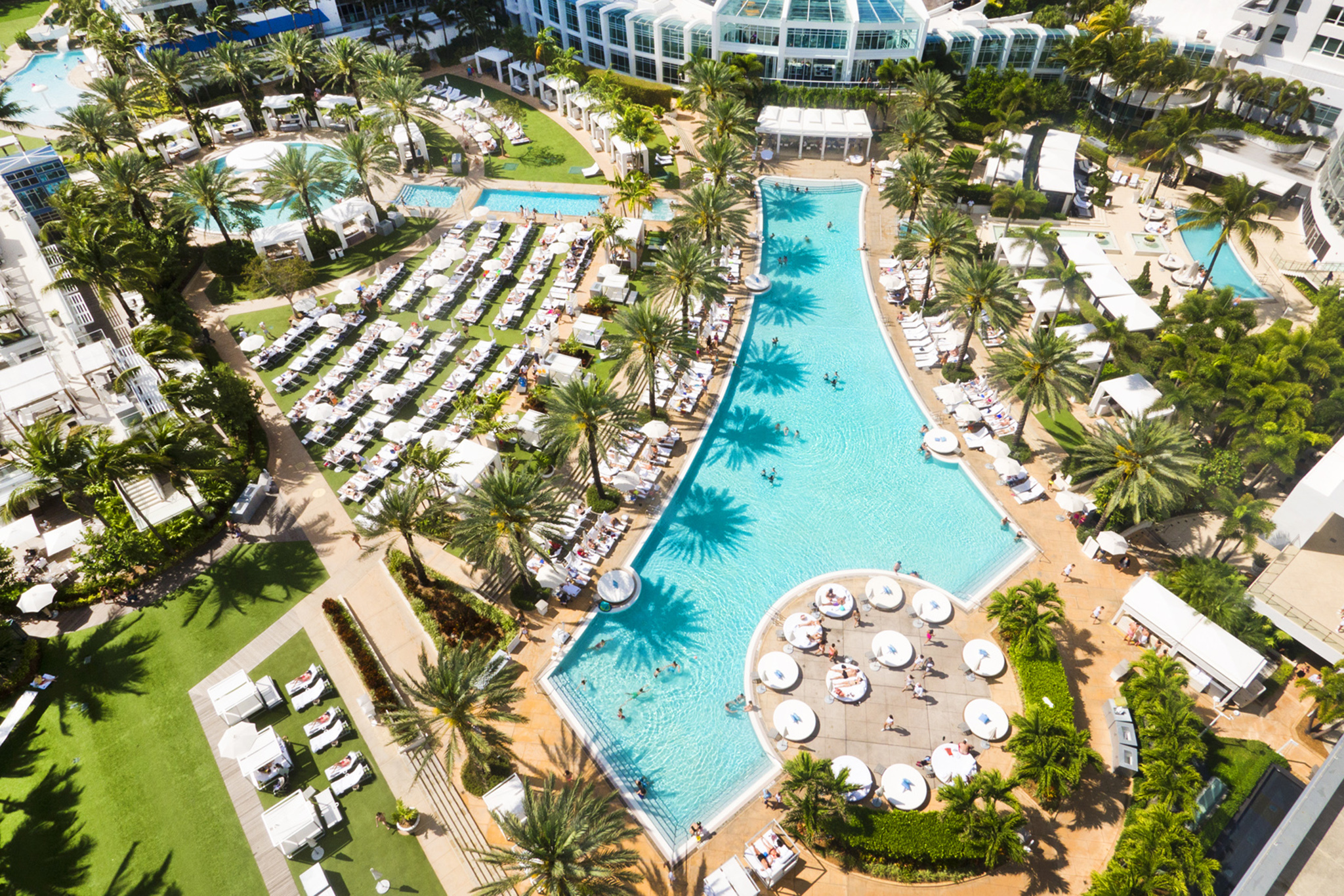 Miami's best swimming pools