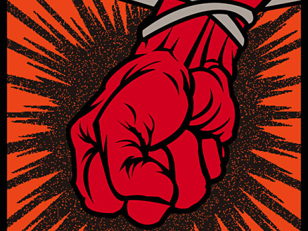 St. Anger, Metallica
