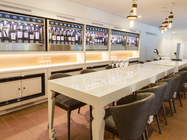 M Wine Tasting Rooms