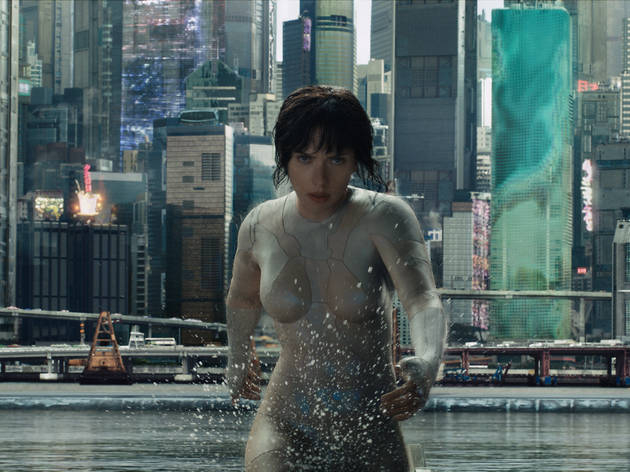 2017 Blockbusters: Ghost in the Shell