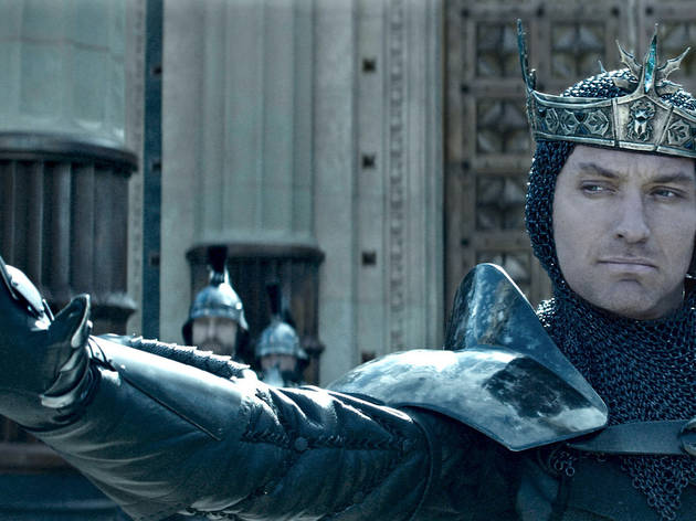 2017 Blockbusters: King Arthur - Legend of the Sword