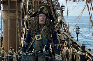 2017 Blockbusters: Pirates of the Caribbean - Salazar's Revenge