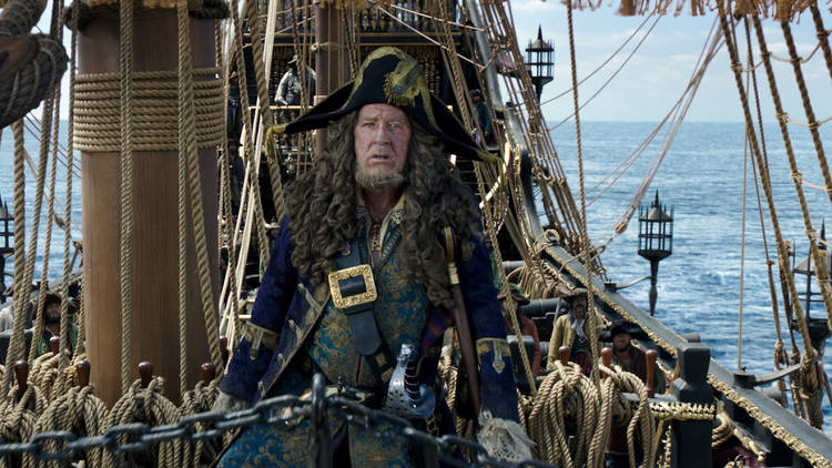 2017 Blockbusters: Pirates of the Caribbean - Salazar's Revenge
