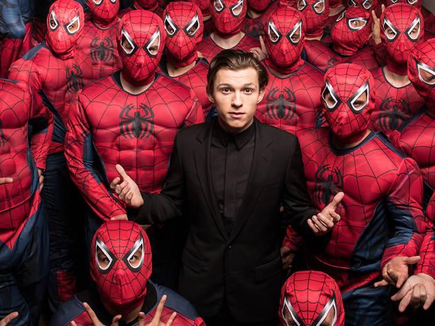 2017 Blockbusters: Spiderman Homecoming