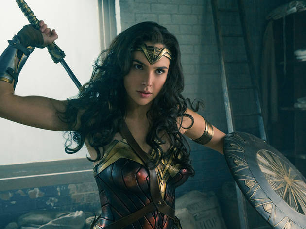 2017 Blockbusters: Wonder Woman