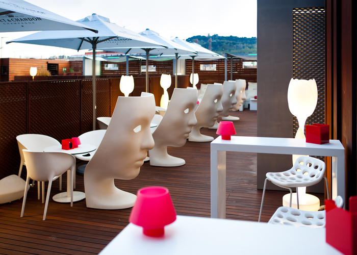 Vermut a l'Hotel España