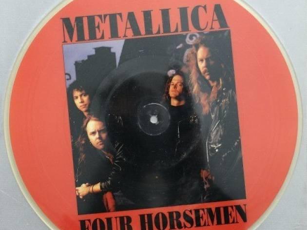 Four Horseman,Metallica