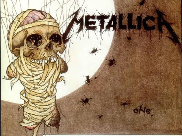 metallica 'One'