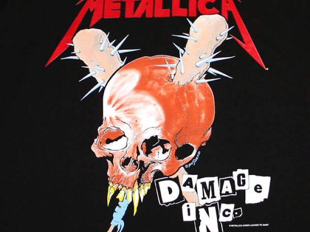 Damage Inc,Metallica
