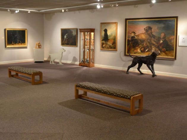 The American Kennel Club is bringing a dog museum back to New York