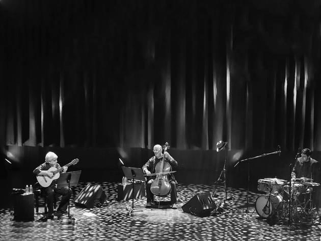 Jaques Morelenbaum Cello Samba Trio