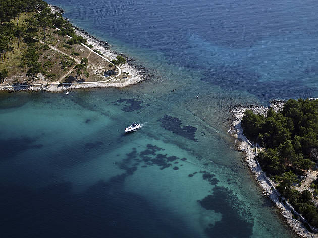 The best places for swimming, diving and sailing in Croatia