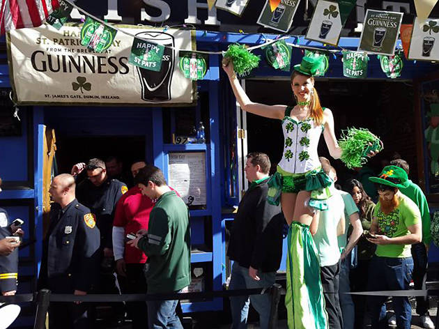 Where to drink near the St. Patrick's Day Parade
