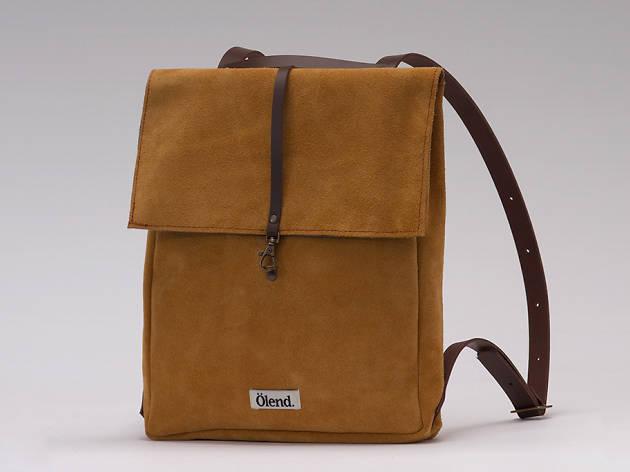 Mini Holden backpack from Ölend Backpacks, $155